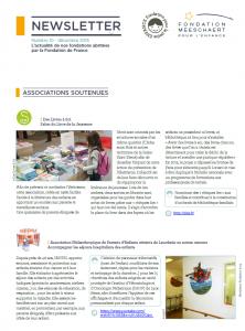 Capture newsletter 2015